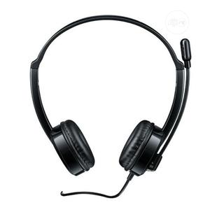 Rapoo H100 Wired Headset   Headphones for sale in Lagos State, Ikeja