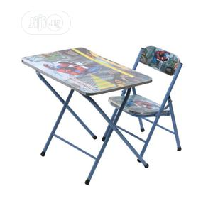 Spiderman Table And Chair | Children's Furniture for sale in Lagos State, Lagos Island (Eko)
