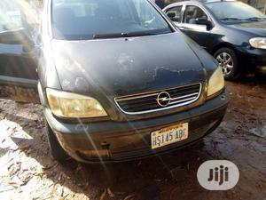 Opel Zafira 2002 Black | Cars for sale in Kaduna State, Kaduna / Kaduna State