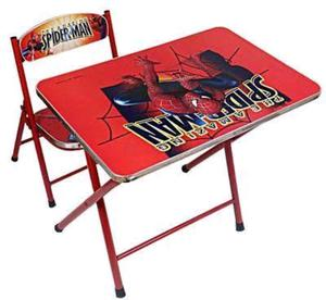 Children's Foldable Table And Chair Set- Spiderman | Children's Furniture for sale in Lagos State, Lagos Island (Eko)