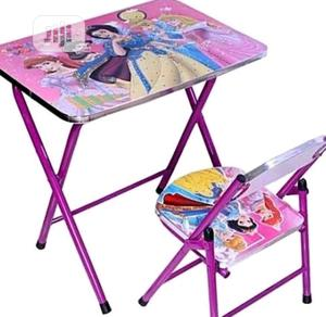 Generic Disney Princess Children Study Table And Chair | Children's Furniture for sale in Lagos State, Lagos Island (Eko)