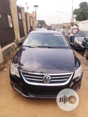Volkswagen Passat 2010 1.8 TSI Comfortline Black | Cars for sale in Lagos State, Surulere