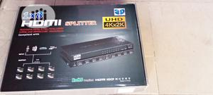 8 Ports HDMI Splitter | Computer Accessories  for sale in Lagos State, Ikeja