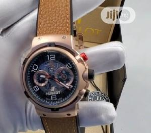 Top Quality Hublot Leather Watch | Watches for sale in Lagos State, Magodo