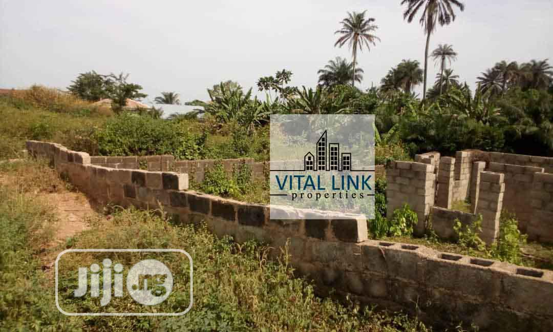 Archive: Uncompleted 3 Bedroom Flat Available for Sale