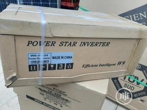 24V 3.5kva Power Star Solar Inverter   Solar Energy for sale in Lagos State, Ojo