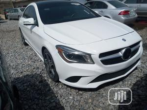 Mercedes-Benz CLA-Class 2015 White | Cars for sale in Lagos State, Ikeja