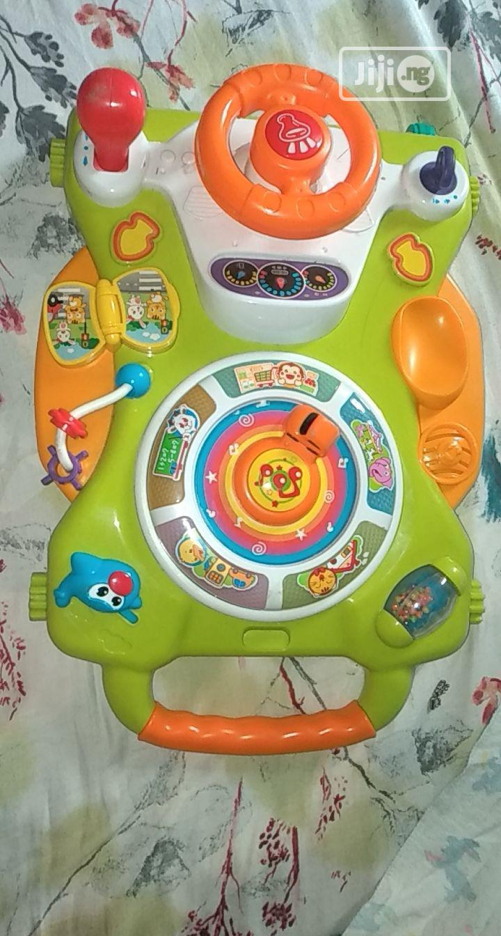 Archive: Car Toy And Writing Board
