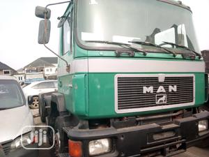 MAN 35.362 Frame 12 Tyres Manual Spring 1997   Heavy Equipment for sale in Lagos State, Amuwo-Odofin