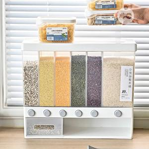 6 Section Rice/ Grains Dispenser 10litres | Kitchen & Dining for sale in Lagos State, Lagos Island (Eko)