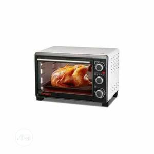 Qasa 19L Electric Oven Toaster + Grill (QOT-19) Tasty | Kitchen Appliances for sale in Lagos State, Ojodu