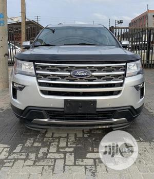 Ford Explorer 2018 Limited FWD Silver | Cars for sale in Lagos State, Lekki