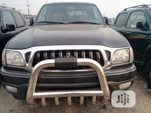 Toyota Tacoma 2002 Black | Cars for sale in Lagos State, Apapa