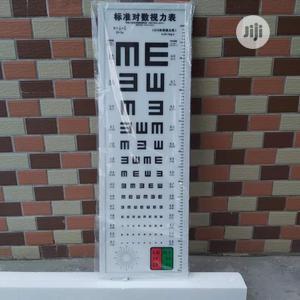 Eyes Chart Boad Light | Medical Supplies & Equipment for sale in Lagos State, Lagos Island (Eko)