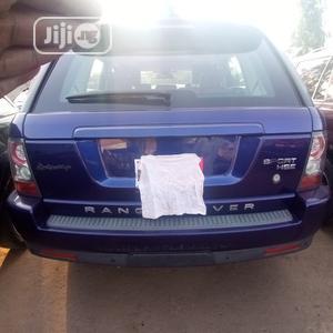 Land Rover Range Rover Sport 2010 HSE 4x4 (5.0L 8cyl 6A) Blue | Cars for sale in Enugu State, Enugu
