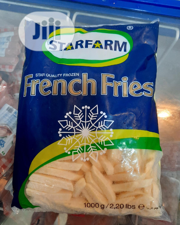 Star Farm French Fries Potato Chips 1kg