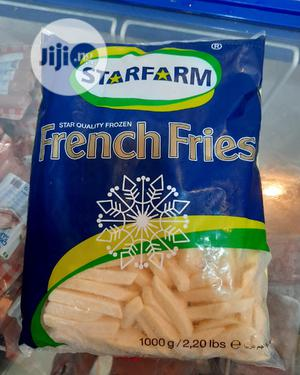 Star Farm French Fries Potato Chips 1kg | Meals & Drinks for sale in Lagos State, Surulere