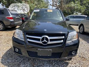 Mercedes-Benz GLK-Class 2010 350 4MATIC Black | Cars for sale in Abuja (FCT) State, Gwarinpa