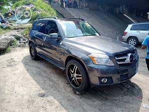 Mercedes-Benz GLK-Class 2011 350 Gray | Cars for sale in Lagos State, Amuwo-Odofin