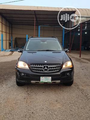 Mercedes-Benz M Class 2007 Black | Cars for sale in Abuja (FCT) State, Garki 2