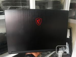 Laptop MSI GF63 16GB Intel Core i7 SSD 512GB   Laptops & Computers for sale in Lagos State, Ikeja