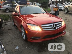 Mercedes-Benz C300 2010 Red   Cars for sale in Lagos State, Apapa