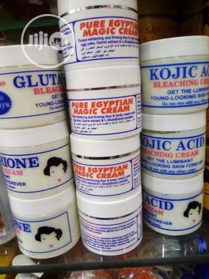Egyptian Magic Cream Clear Dark Spots on Knee, Elbow, Thigh | Skin Care for sale in Lagos State, Amuwo-Odofin