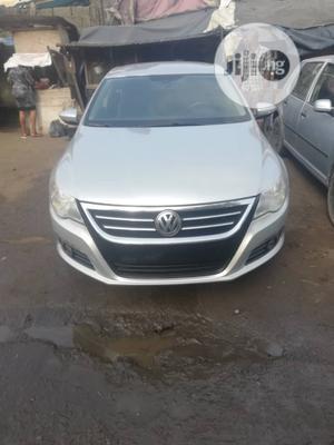 Volkswagen Passat 2010 2.0 Sedan Silver   Cars for sale in Lagos State, Surulere
