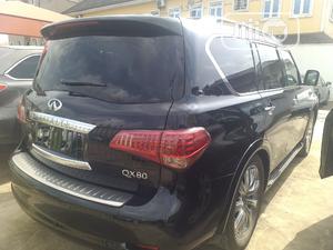 Infiniti QX 2014 Black   Cars for sale in Lagos State, Ikeja