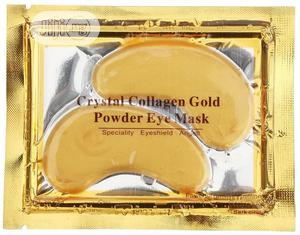 Crystal Collagen Gold Powder Eye Mask Patch | Skin Care for sale in Lagos State, Surulere