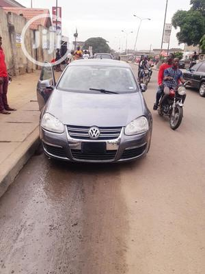Volkswagen Jetta 2007 2.5 Gray   Cars for sale in Lagos State, Surulere