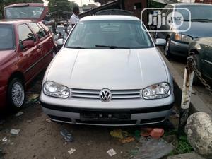 Volkswagen Golf 2000 2.0 GL 5-Door Silver | Cars for sale in Lagos State, Apapa