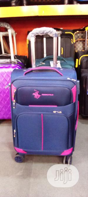 Swiss Polo Trolley Luggage Box   Bags for sale in Lagos State, Lagos Island (Eko)