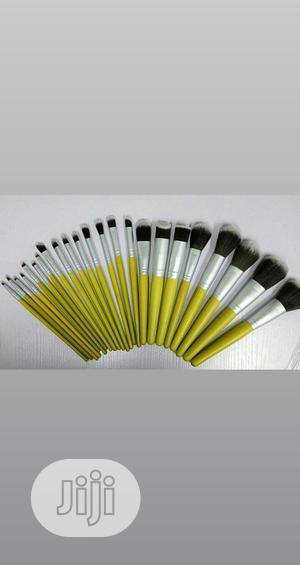 Lemon Brush Set   Makeup for sale in Lagos State, Ojo