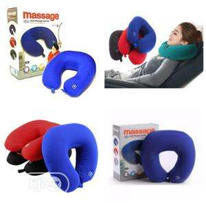 Neck Massage Pillow Cushion Battery Operated   Sports Equipment for sale in Lagos State, Lagos Island (Eko)