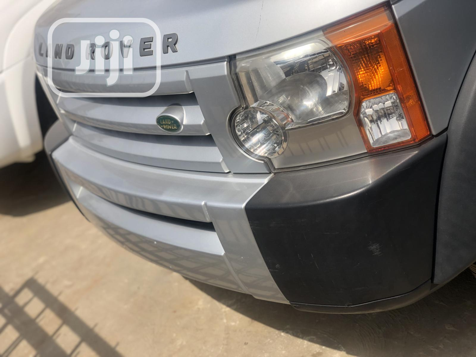 Land Rover LR3 2006 SE Silver   Cars for sale in Ibadan, Oyo State, Nigeria