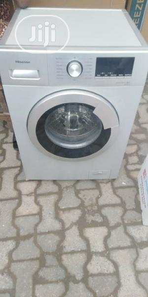 Hisense 7KG Front Load Washing Machine A+ Energy Saving | Home Appliances for sale in Lagos State, Ojo