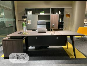 Size 2.4 Meters Executive Table   Furniture for sale in Lagos State, Ilupeju