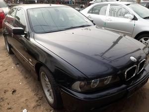 BMW 525i 2002 Gray   Cars for sale in Lagos State, Apapa