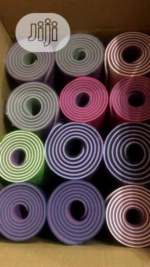 Aerobics Yoga Mat | Sports Equipment for sale in Abuja (FCT) State, Wuse 2