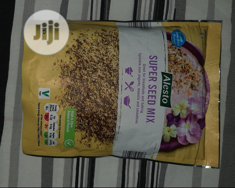 Archive: Alesto Flaxseed Meal Golden Flaxseed, Chia Seed & Hemp Seed