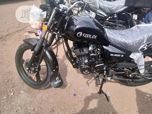 New Sonlink SL200-8A 2021 Black | Motorcycles & Scooters for sale in Lagos State, Yaba