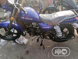 New Sonlink SL200-8B 2021 Blue | Motorcycles & Scooters for sale in Lagos State, Yaba