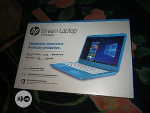 Laptop HP Stream 14-Cb110nr 4GB Intel SSD 32GB   Laptops & Computers for sale in Abia State, Aba North