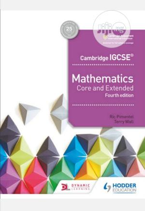 Cambridge IGCSE Mathematics Core and Extended   Books & Games for sale in Lagos State, Surulere