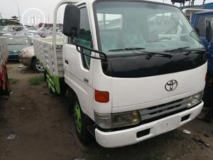 Toyota Dyna 200 2002 White | Trucks & Trailers for sale in Lagos State, Apapa