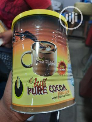 Oluji Pure Cocoa Powder Tin   Meals & Drinks for sale in Lagos State, Surulere