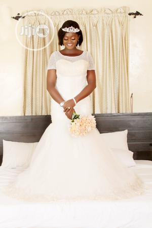Mermaid Wedding Dress for Rent | Wedding Wear & Accessories for sale in Lagos State, Alimosho