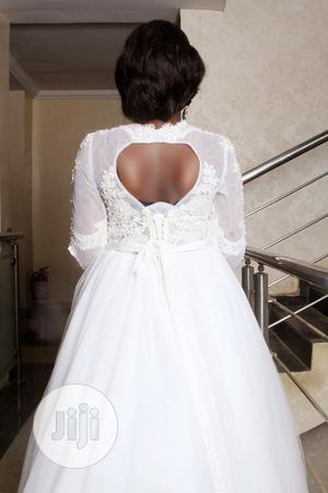 Beautiful Wedding Dress for Sale   Wedding Wear & Accessories for sale in Lagos State, Alimosho