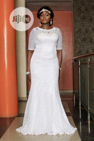 Rent Detachable Wedding Dress | Wedding Wear & Accessories for sale in Lagos State, Alimosho